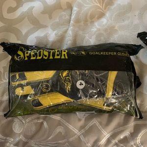 Speedster Goalkeeper gloves